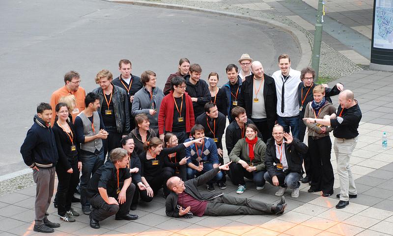 BIM 2013 - Gruppenbilder