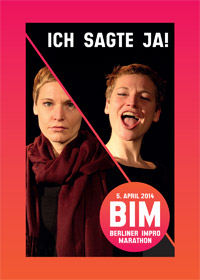 2. Berliner Impro Marathon