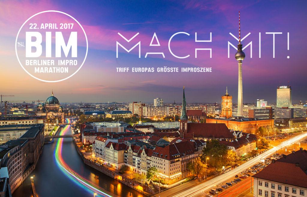 5. BIM - Berliner Impro Marathon
