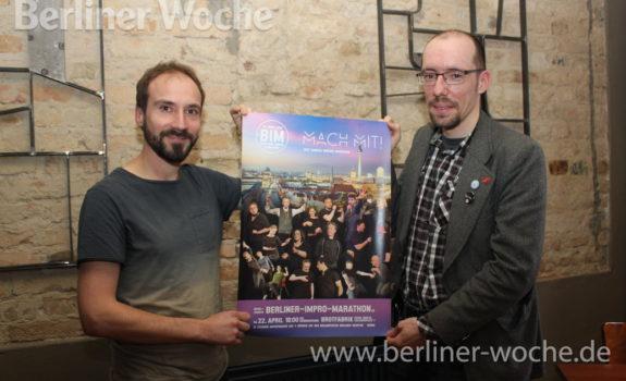 Interview in der Berliner Woche