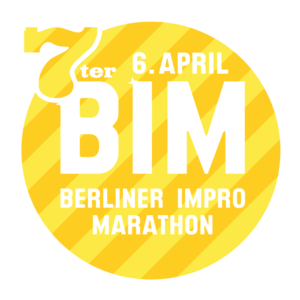 7. Berliner Impro Marathon 6. April 2019