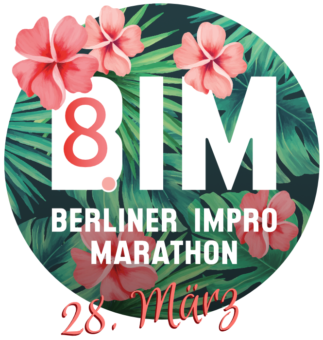 8. Berliner Impro Marathon 28.3.2020